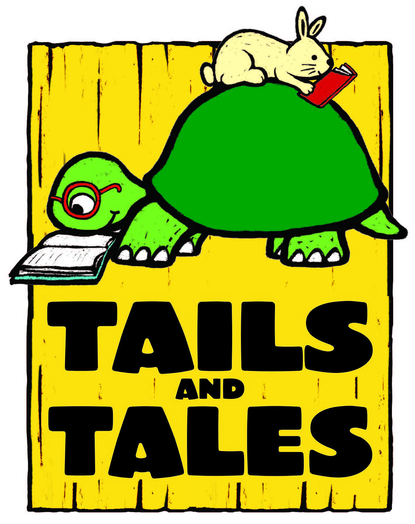 Tails and Tales Summer Reading Begins