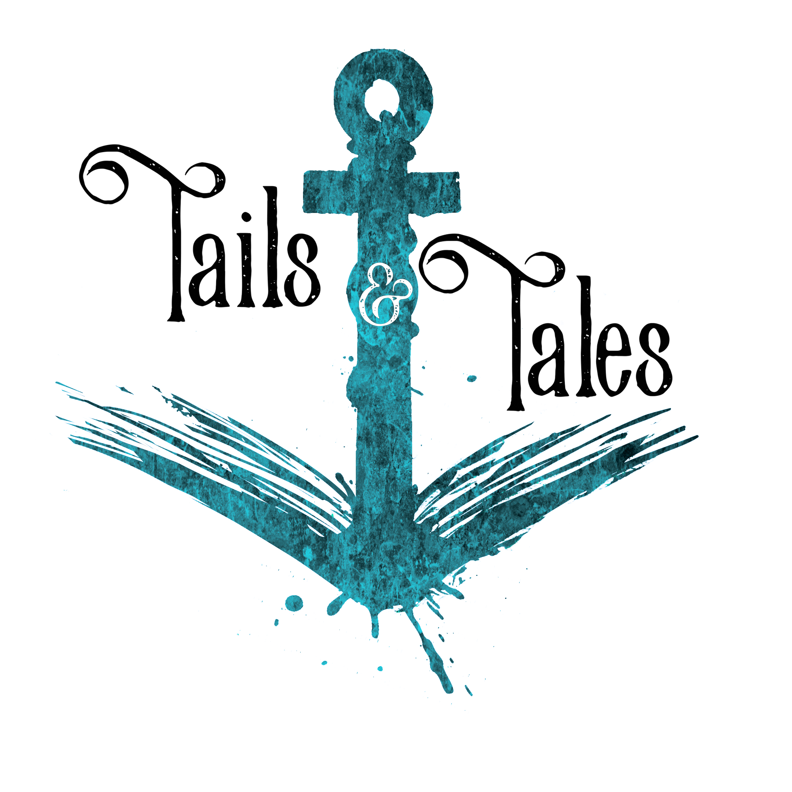 """QR Code Book Walk - """"Tails and Tales"""""""