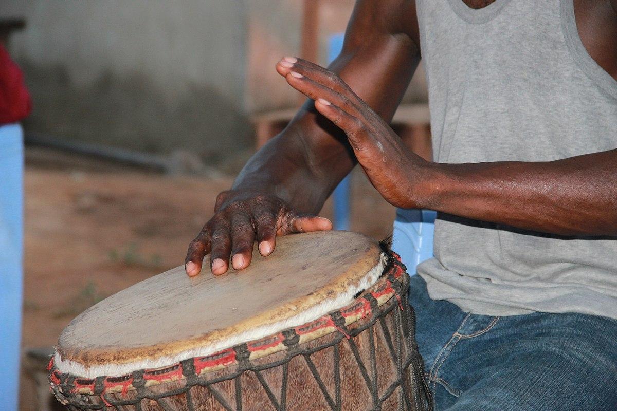 West African Drum Circle: Community Fun!