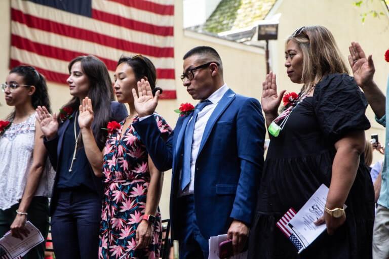 U.S. Citizenship Test Preparation