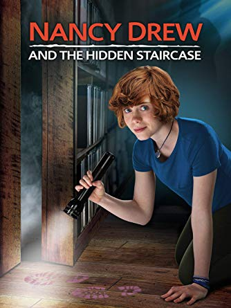Movie Monday - Nancy Drew and the Hidden Staircase