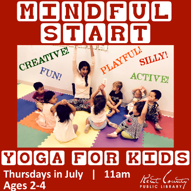 Mindful Start Kids Yoga with Stav