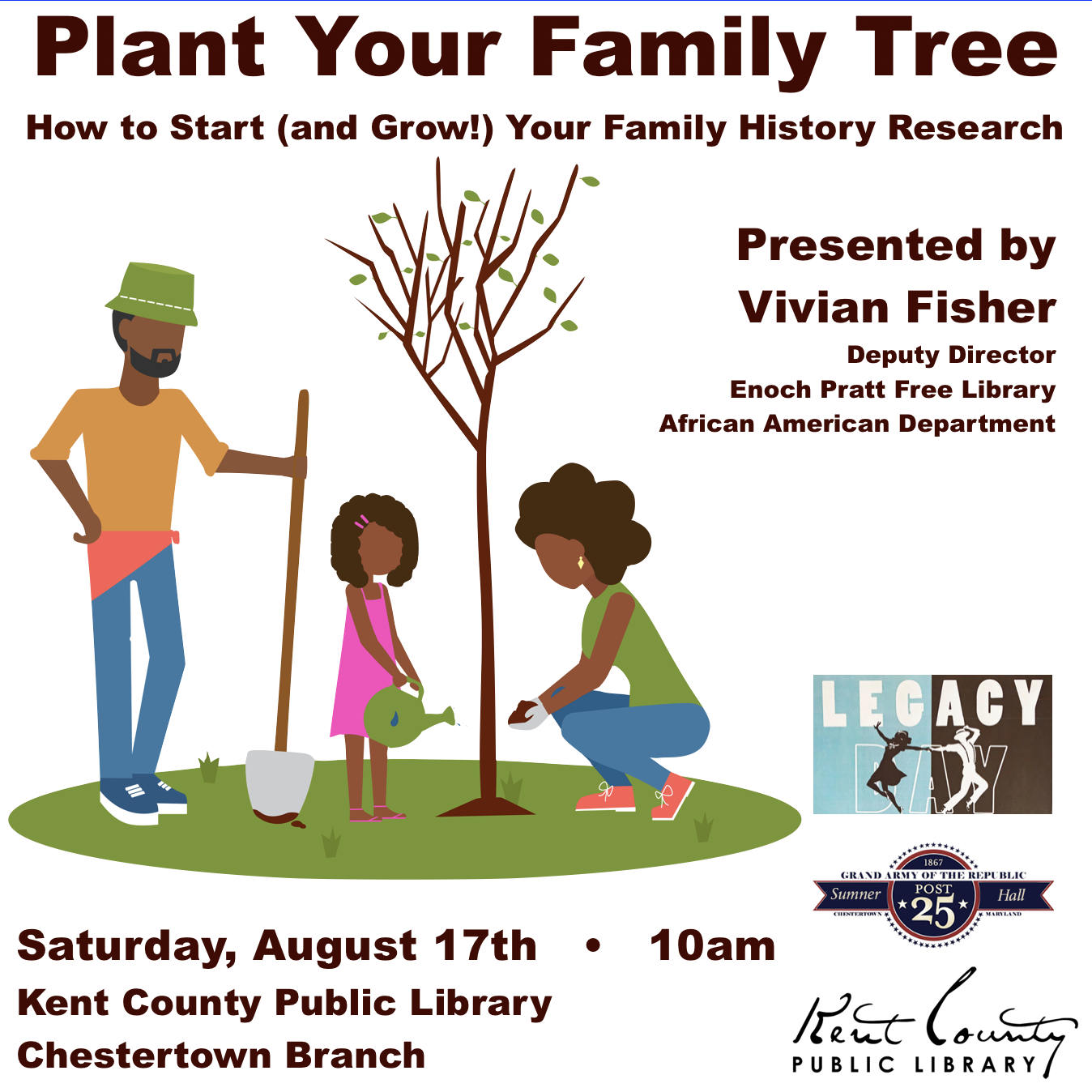 Plant Your Family Tree: How to Start (and Grow!) Your Family History Research