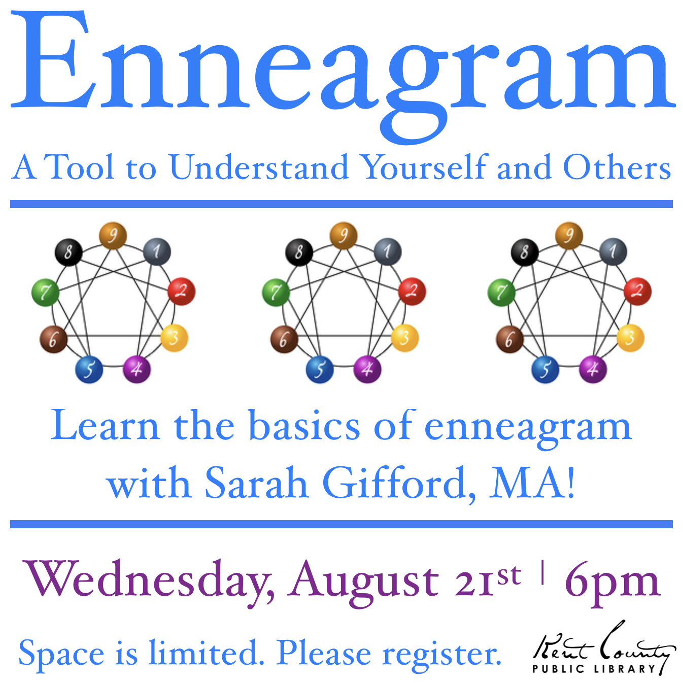 Enneagram: A Tool to Understand Yourself and Others