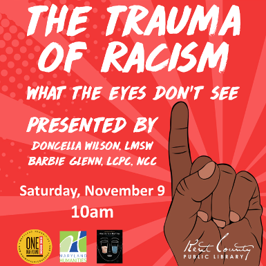 The Trauma of Racism: What the Eyes Don't See
