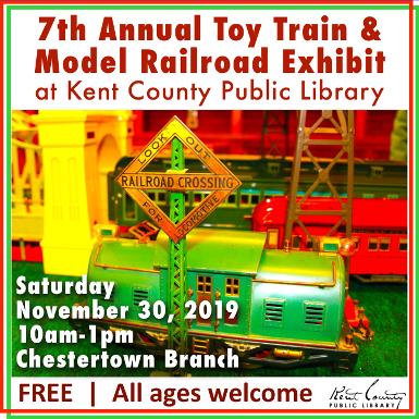7th Annual Toy Train & Model Railroad Exhibit