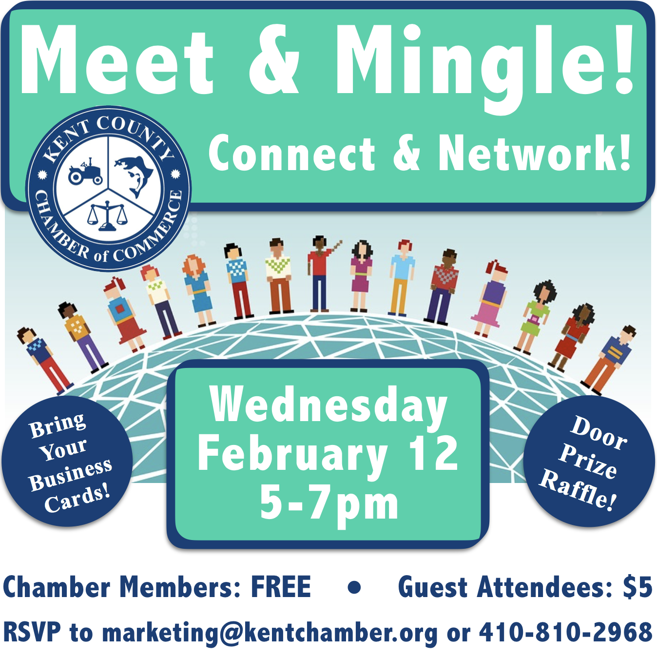 Kent County Chamber of Commerce Meet & Mingle