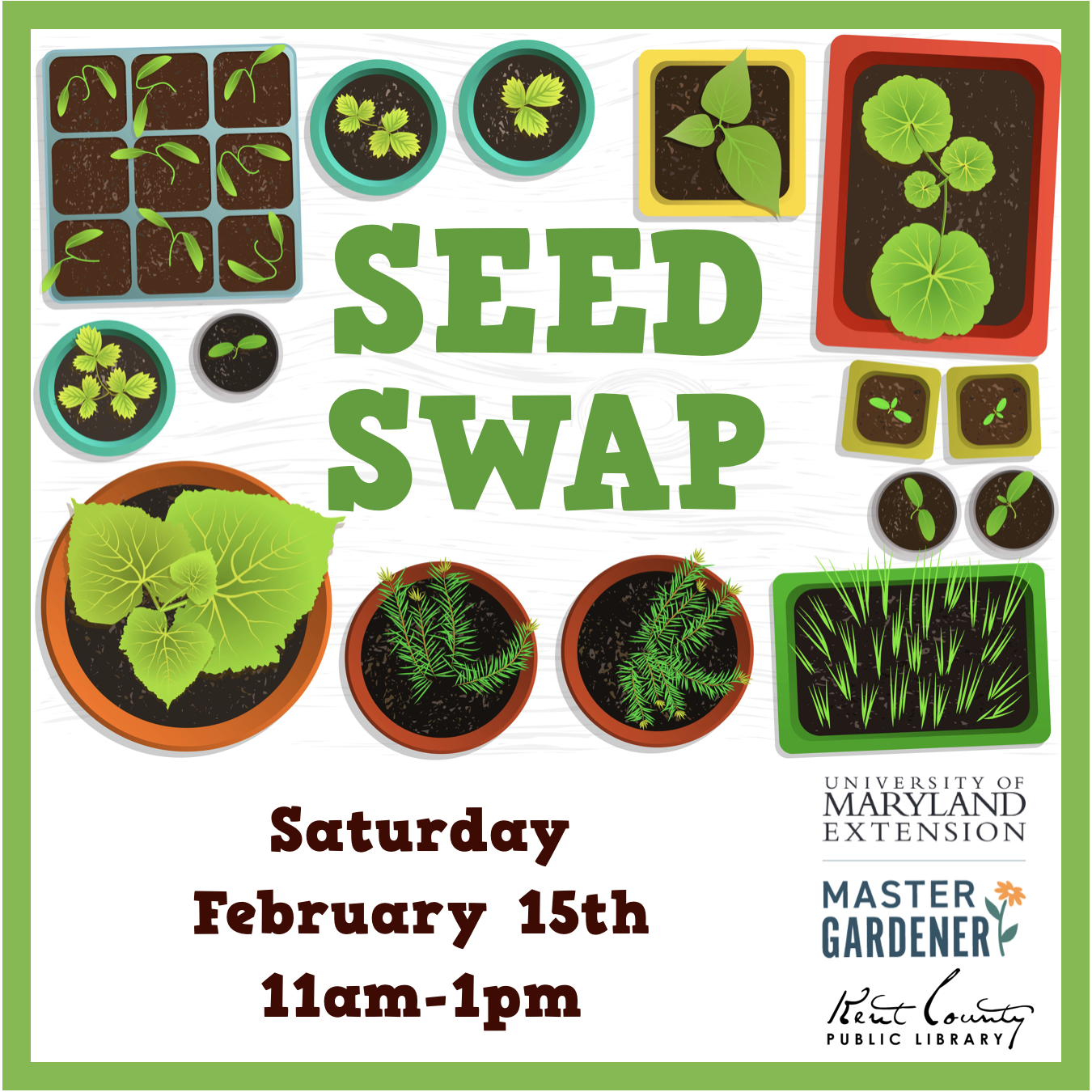 6th Annual Seed Swap