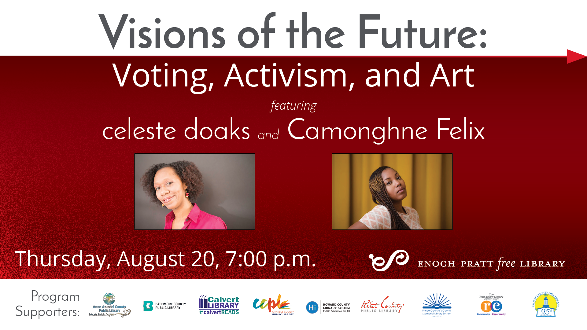 Visions of the Future: Voting, Activism, and Art