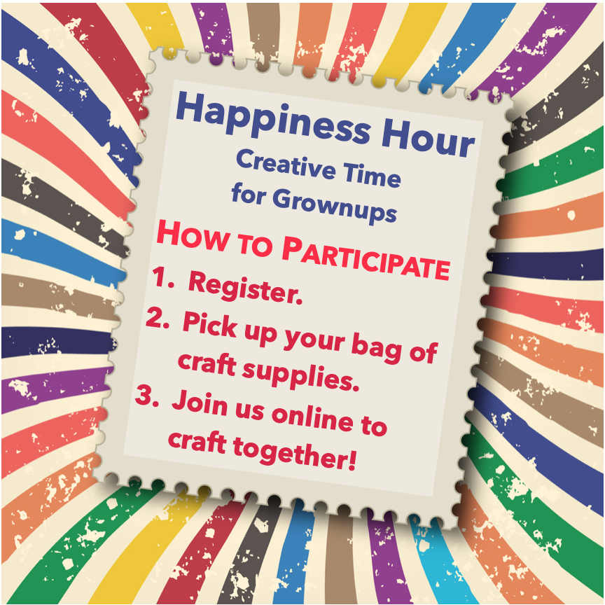 Happiness Hour: Creative Time for Grown-Ups - Origami Galaxy