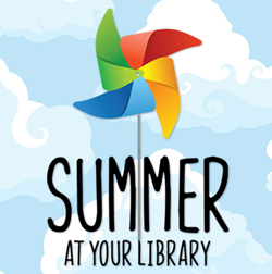 Kickoff Party for Summer at Your Library 2019