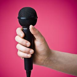 Karaoke - Sanger