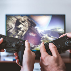 Video Game Tournament - Sunnyside