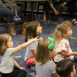 Storytime-Infant/Toddler - Woodward Park
