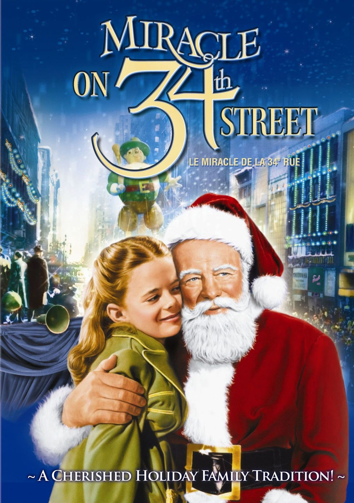 Classic Film Club: Miracle on 34th Street
