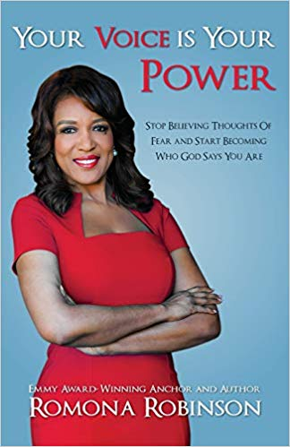 POSTPONED: Romona Robinson: Your Voice is Your Power