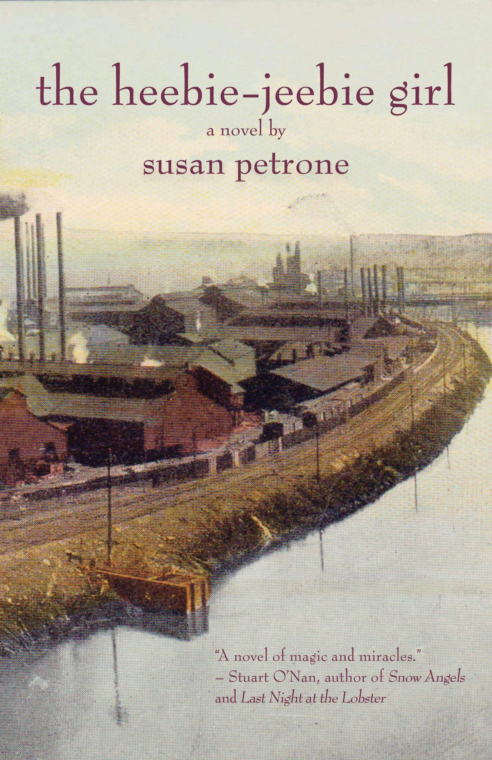 Author Susan Petrone: Every Word of This is True, Except for the Parts I Made Up