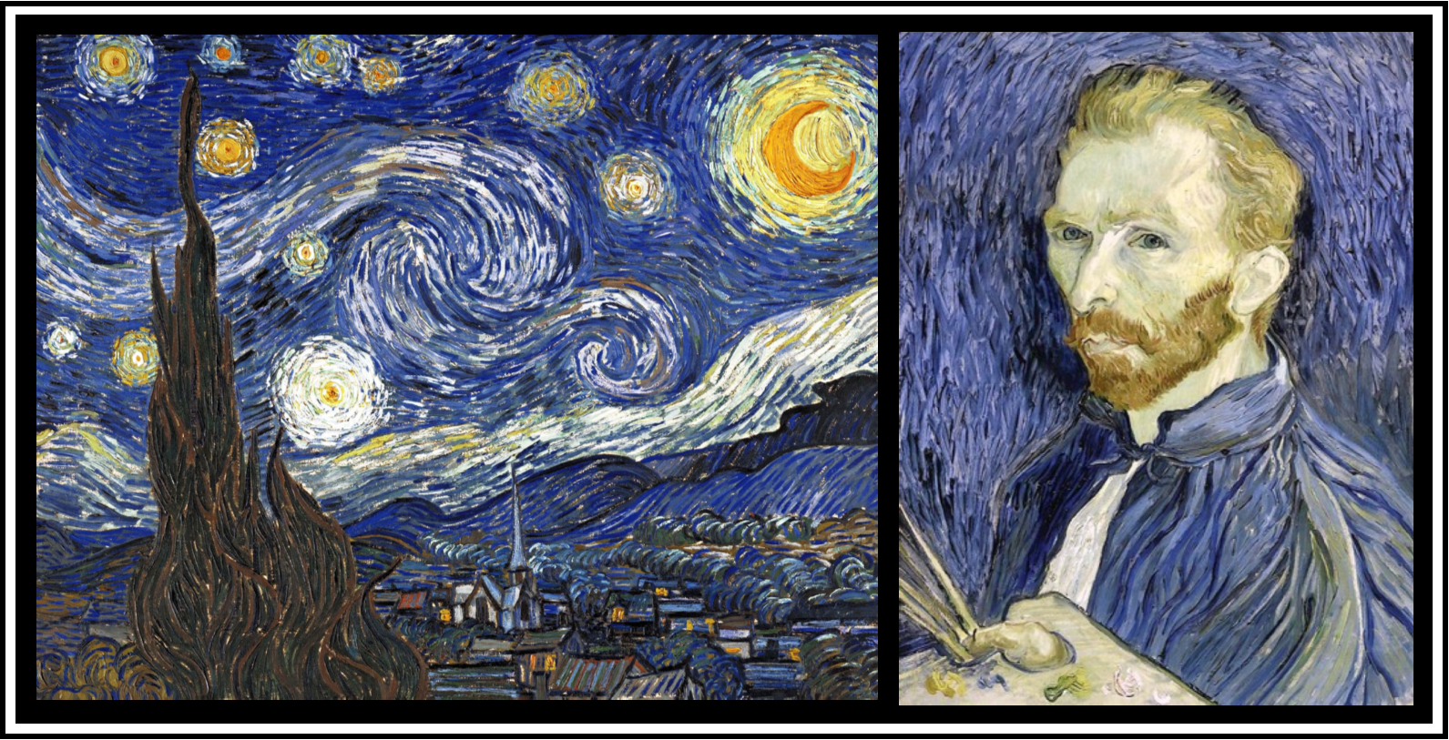 Vincent van Gogh: Through the Eyes of the Artist