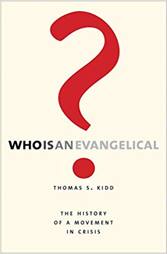 Who is an Evangelical: Guest Lecture by Thomas Kidd