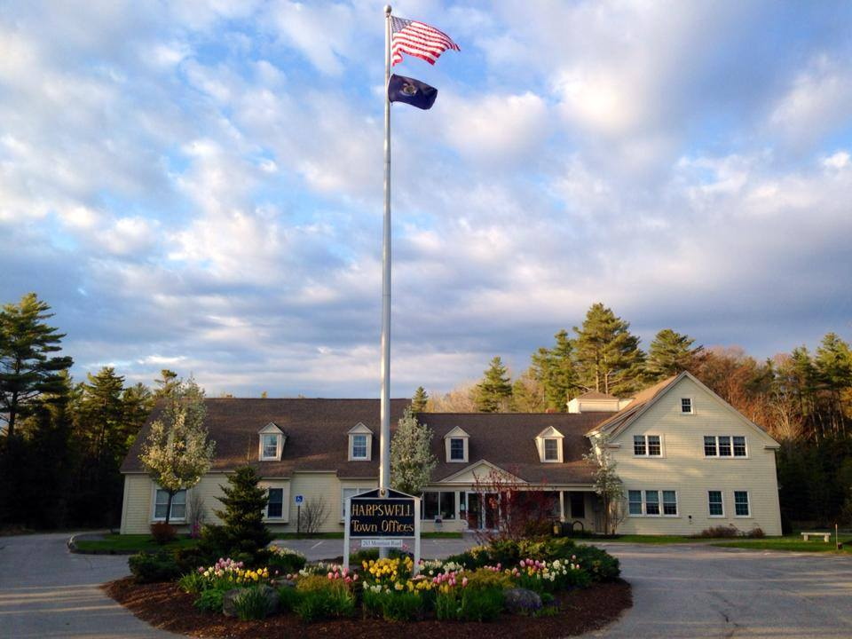 Library Pop-Up @ Harpswell Town Office