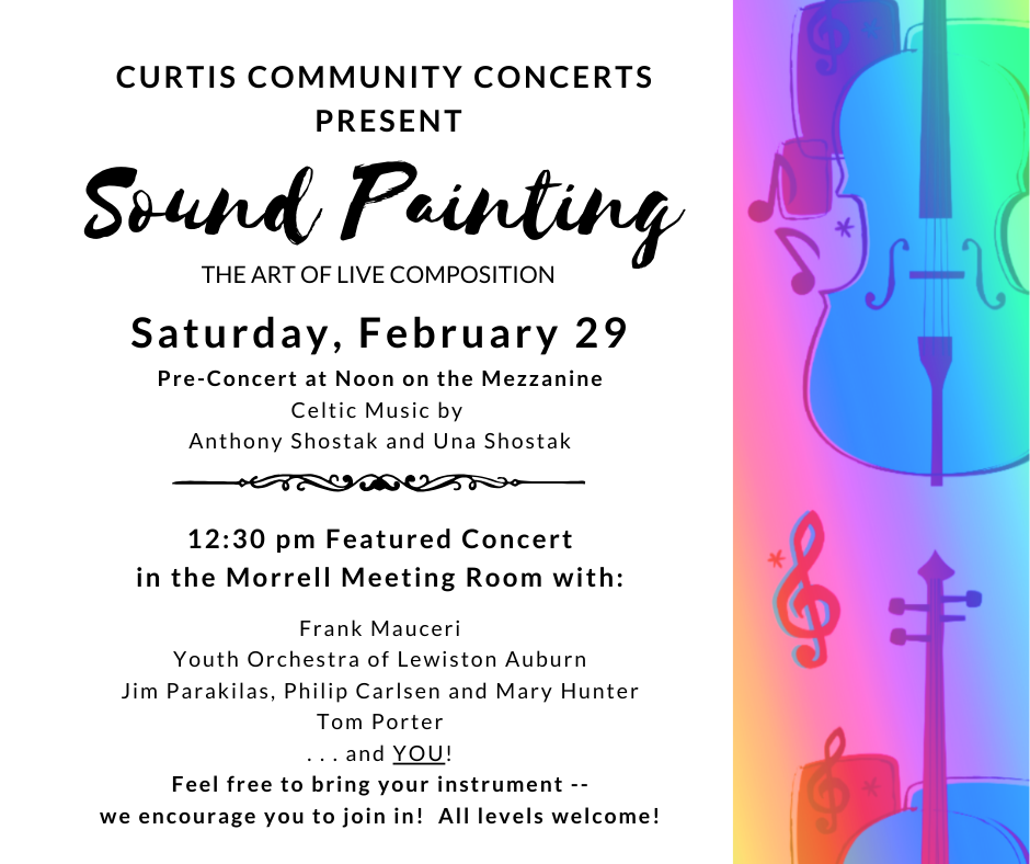 Curtis Community Concerts
