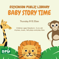 Baby Story Time