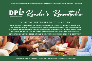 Reader's Round Table
