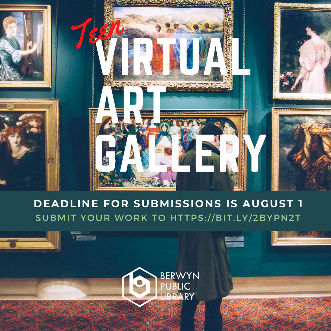Teen Virtual Art Gallery Submission