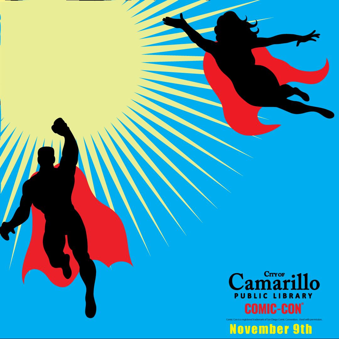 Camarillo Public Library Comic-Con®