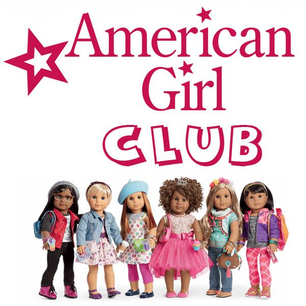 American Girl Club: South Regional Library