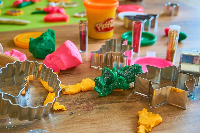 Play-Doh Playtime: North Regional Library