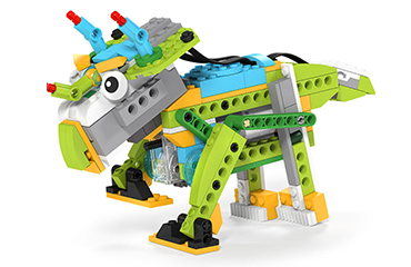 LEGO WeDo Workshop: Main Library