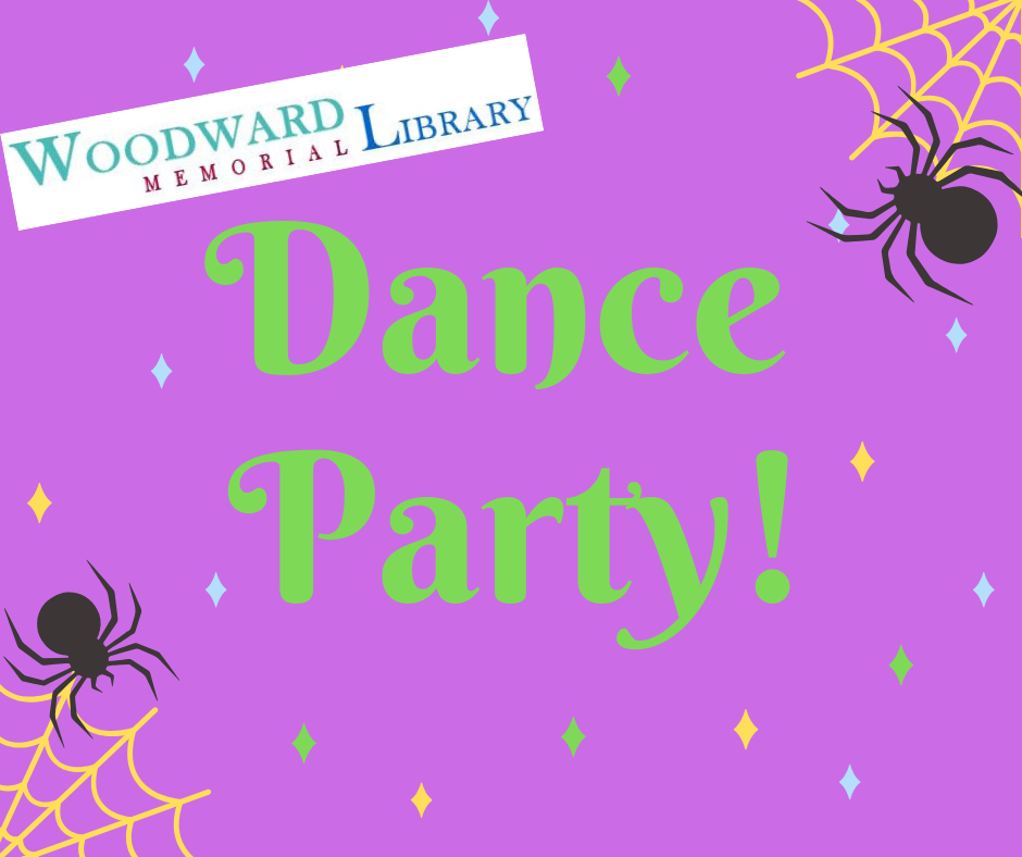Spooky Dance Party!