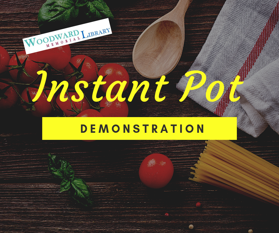 Instant Pot Demonstration