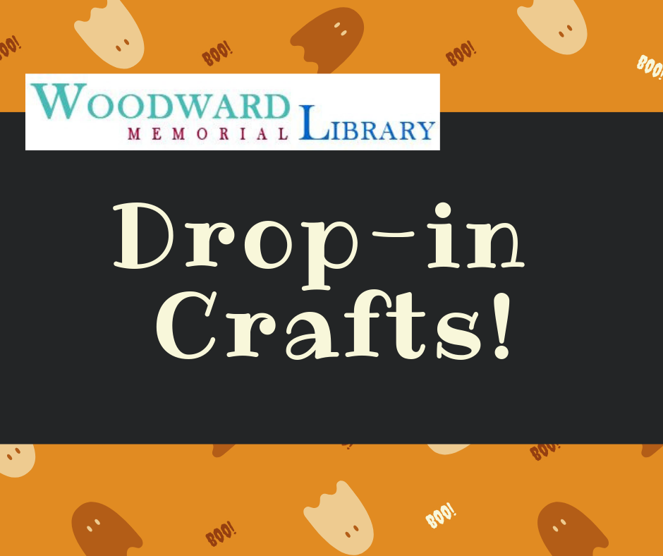 Drop-in Crafts!