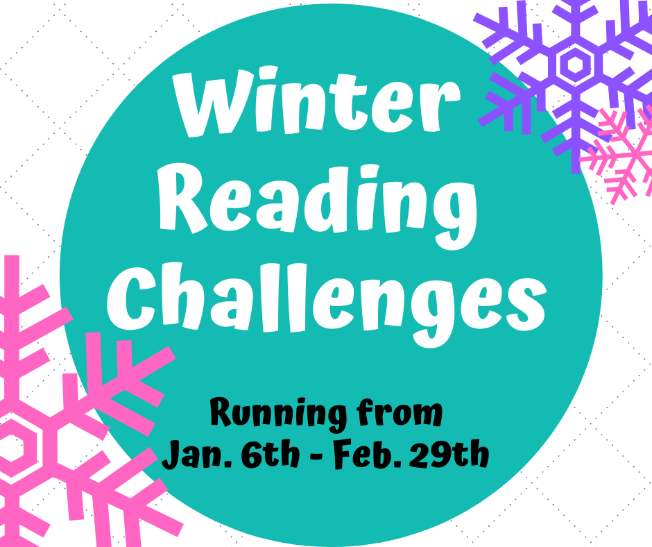 Winter Reading Challenges End