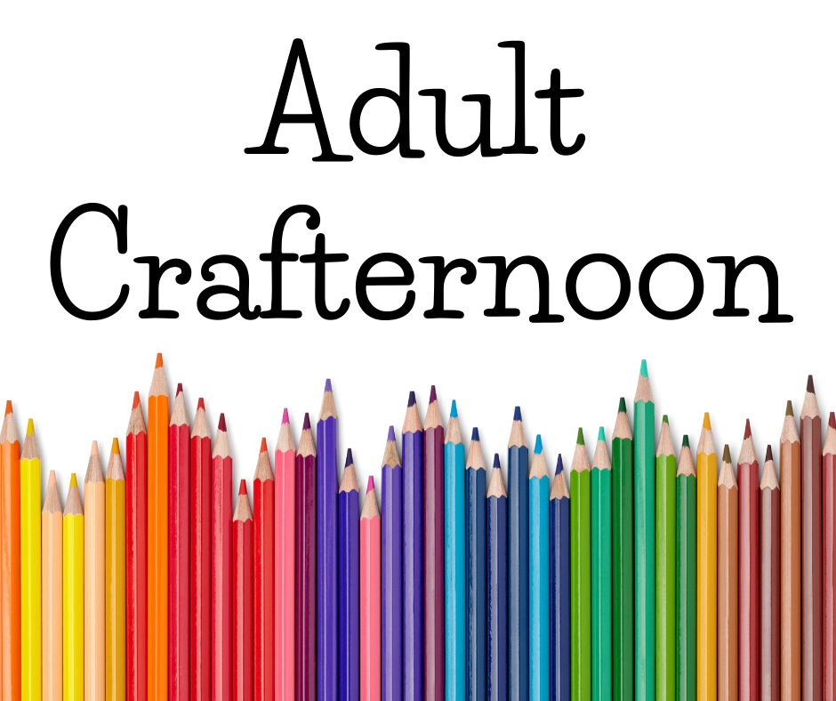 Adult Crafternoon Kits