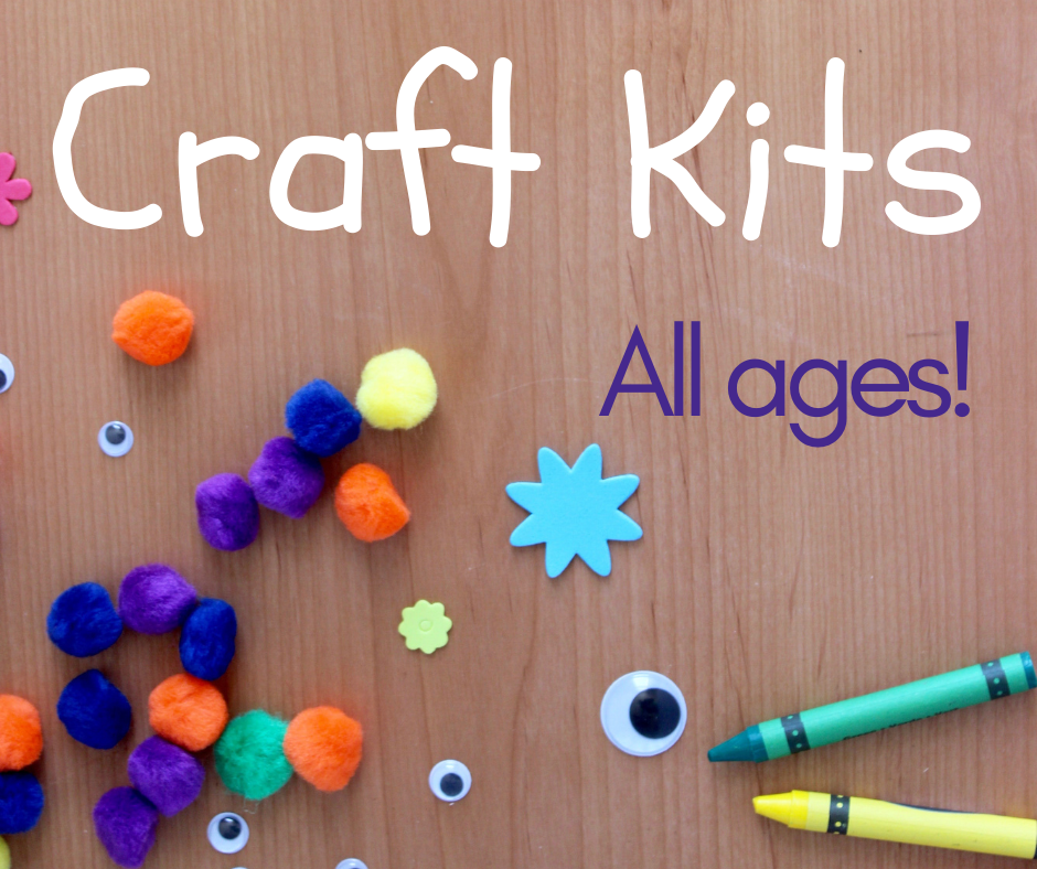 Craft Kits To Go