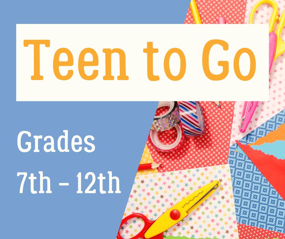 Teen to Go: Button Collage