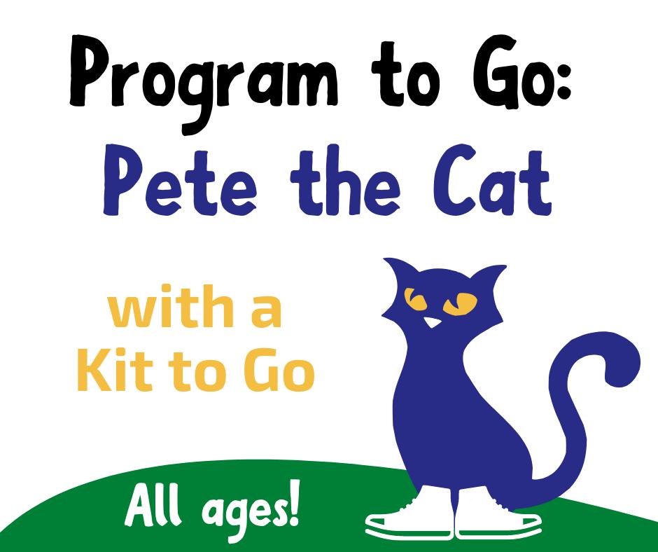 Program to Go: Pete the Cat