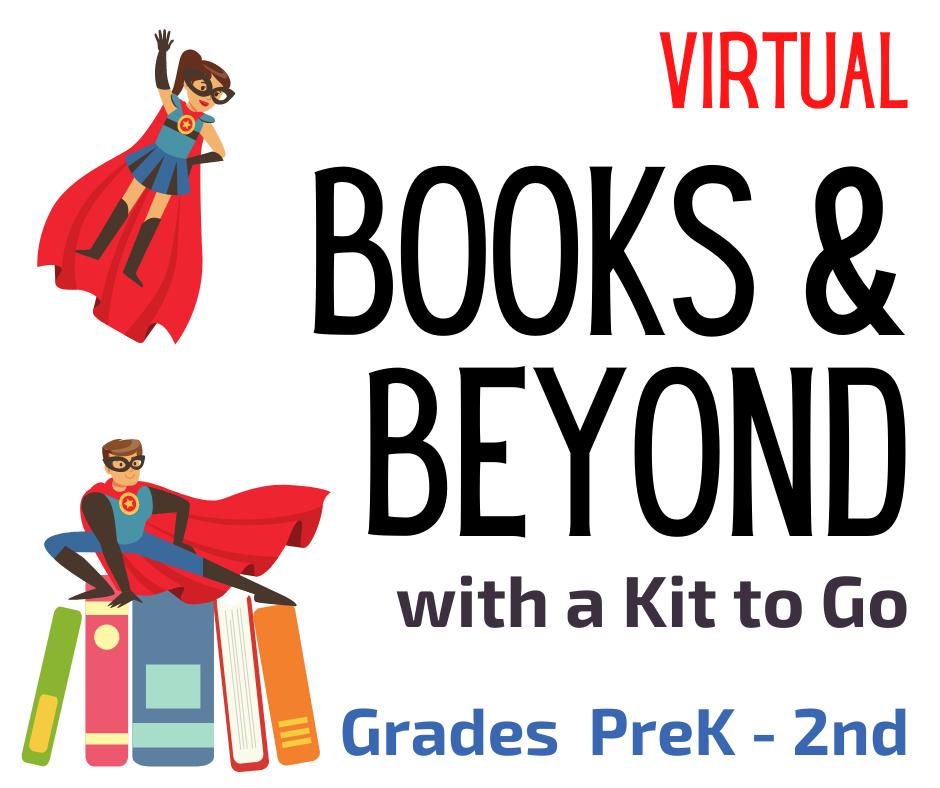 Books & Beyond: Superheroes