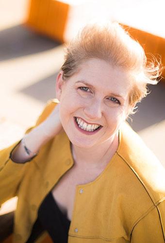 Live Author Event with Clare Mackintosh