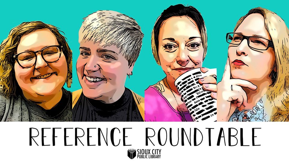 Reference Roundtable on Facebook Live!