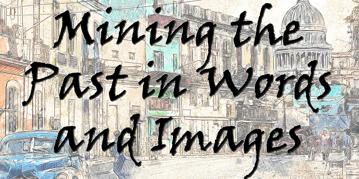Exploring Non-fiction Stories: Mining the Past in Words and Images