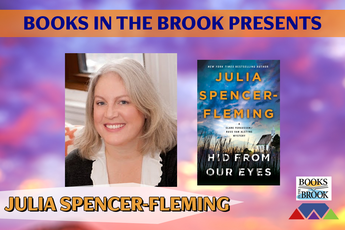 Books in the 'Brook presents Julia Spencer-Fleming