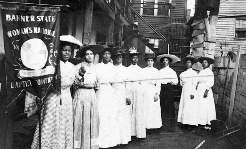 African American Women Leaders in the Suffrage Movement: A Panel Discussion
