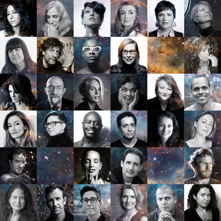 The Universe in Verse - A charitable celebration of science and nature through poetry