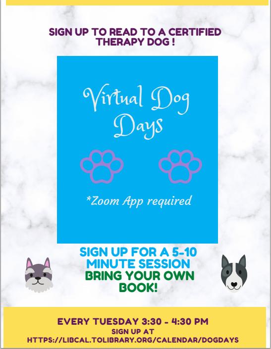 Virtual Dog Days