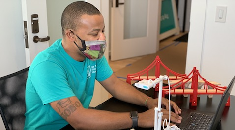Bridge Builders STEAM Workshop With Bay Area Discovery Museum Ages 6-9