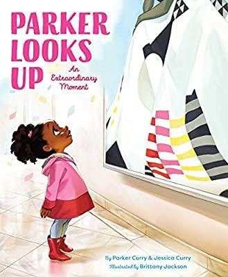 SVR: Book Read Aloud: Parker Look Up